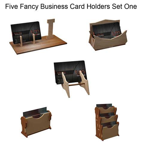 fancy business card holders set  cardholders