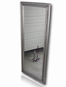 Spiegel Landhaus : spiegel silber landhaus 150x60cm holz wandspiegel barock ~ Pilothousefishingboats.com Haus und Dekorationen