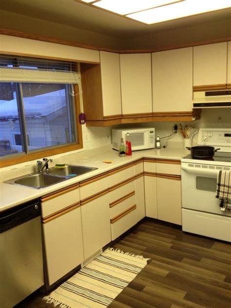 80s laminate kitchen cabinets kitchen dilemma