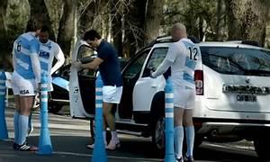 Pub Dacia Duster : pub renault duster en argentine les pumas n 39 aiment pas le tennis groupe renault ~ Gottalentnigeria.com Avis de Voitures