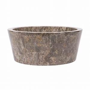 Waschbecken 30 Cm Durchmesser : wohnfreuden marmor natur stein waschbecken minijaya 30 cm rund grau g ste wc ebay ~ Sanjose-hotels-ca.com Haus und Dekorationen