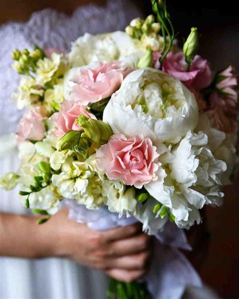46 Pretty Peony Wedding Bouquets Martha Stewart Weddings