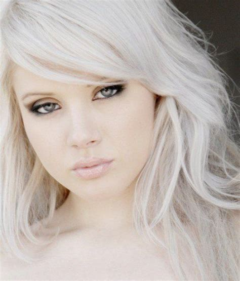 How To Dye Your Hair White At Home White Blonde Hair