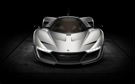 Bell & Ross Design Aerogt Concept Car Wallpapers