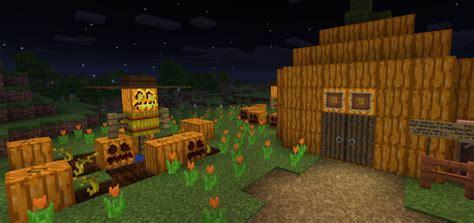 halloweens adventure adventure minecraft pe maps