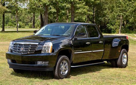 2012 Cadillac Drw Platinum Heavy-duty Pickup
