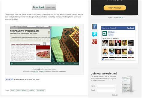 responsive web design tutorial 30 useful responsive web design tutorials hongkiat