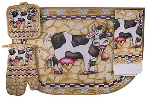 cow decor for kitchen kitchen accessories with cows home decoration ideas