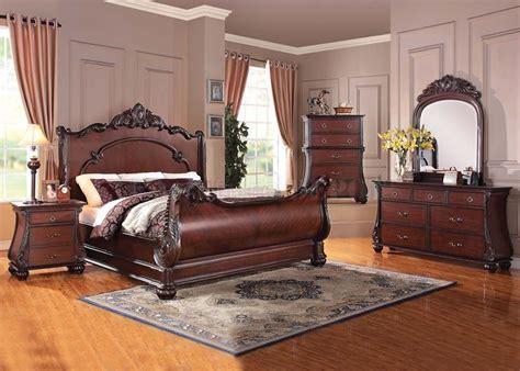 Bedroom Sets Queen Black