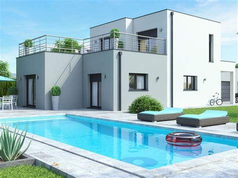 constructeur maison rhone alpes constructeur maison toit terrasse rh 244 ne alpes maisons id 233 ales