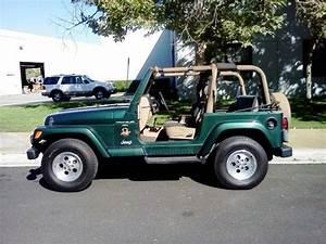 Purchase Used 1999 Jeep Wrangler Sahara Edition Tj