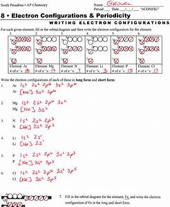 32 Chemistry Electron Configuration Worksheet Answers