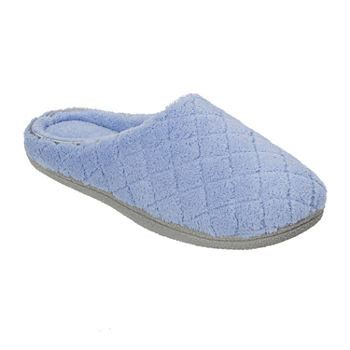 dearfoams womens slippers  shoes jcpenney