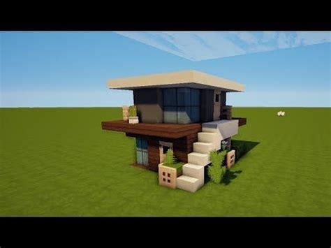 Modernes Haus Minecraft Klein by Die Besten 25 Minecraft Haus Bauen Ideen Auf
