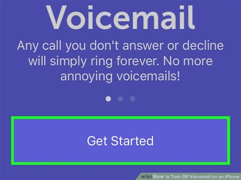 how to disable voicemail on iphone how to turn voicemail on an iphone 15 steps with 2595