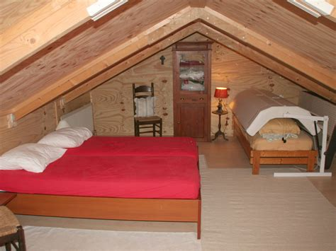 Schlafzimmer Unterm Dach by Ferienhaus Quot Blokhut Quot An Den D 252 Nen Groet Noord