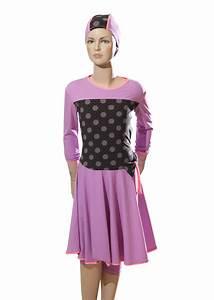 Lilac ballet modest swimwear Beach modest dresses - Sea Secret