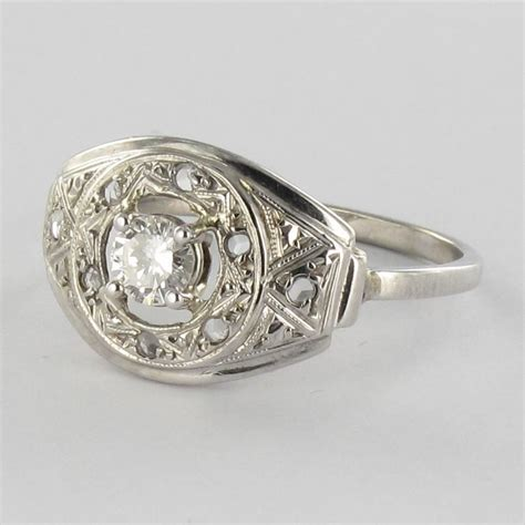 bague ancienne diamants d 233 co bijoux anciens bijouxbaume