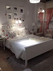 Ikea Mädchen Bett : white ikea hemnes bed next project pinterest ~ Cokemachineaccidents.com Haus und Dekorationen