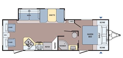 Coleman Travel Trailers Floor Plans by 2017 Coleman Coleman Light 2605rl Cing World Of San