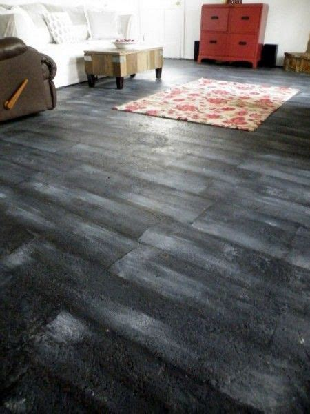faux painted floors designs   Faux Slate Tile by Simply