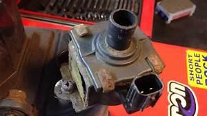 Honda Check Engine Light  Canister Vent Shut Valve