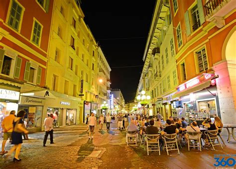 Nice Nightlife - Nightclubs in Nice France