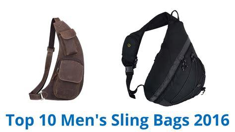 mens sling bags  youtube