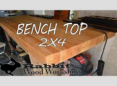 Workbench router table plans garden view landscape build a bench top with 2x4s youtube keyboard keysfo Choice Image