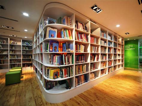 unique cool corner designs cool and unique bookshelves designs for inspiration