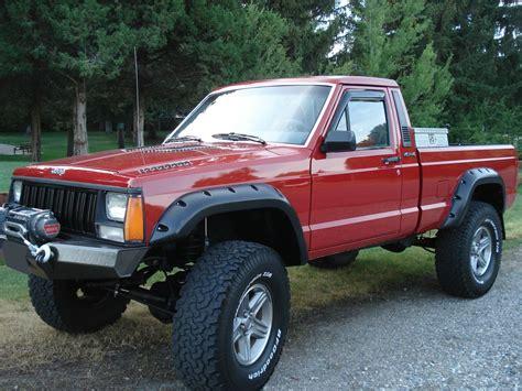 jeep comanche 4x4 1989 jeep comanche 4x4 pickup truck vintage mudder