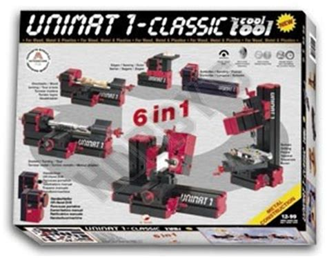 shop unimat  classic set hobbyukcom hobbys