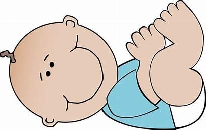 Newborn Cartoon Cliparts Boy Clipart Clip Babies