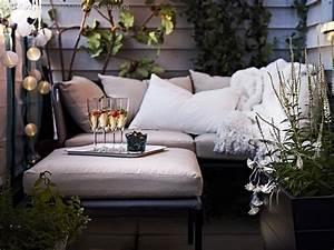 Lounge Möbel Kleiner Balkon : beise terrassen slik skal terrassen se ut i r ~ Bigdaddyawards.com Haus und Dekorationen