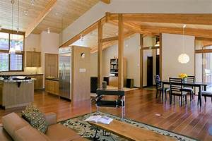 Wooden, House, Interior, Inspirations