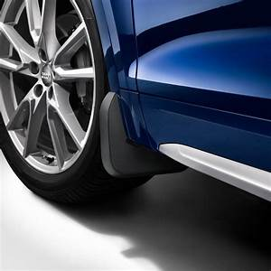 2018 Audi Q5 Mud Flaps - For The Front  For Vehicles Without S Line Exterior Package