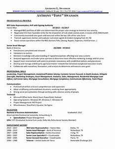 dorable reo asset manager resume image collection With resume services fort worth tx