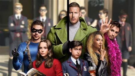 Umbrella Academy Season 2: Release Date, Plot, Cast ...