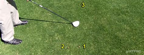 golf swing drills practice using feedback part i the three drill for