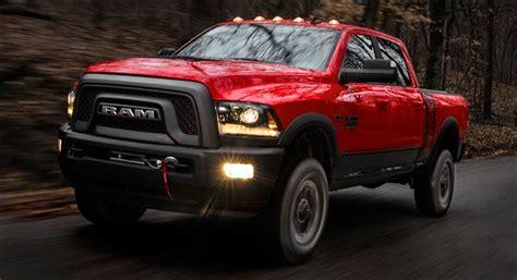 2018 Dodge Ram Power Wagon Specs And Price