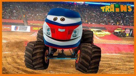 new monster truck videos monster trucks kids monster truck cartoon for kids