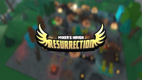 miners haven resurrection trailer youtube