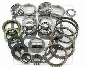 Chevy Truck Nv4500 Transmission Master Rebuild Kit 96