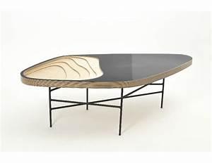 Table En Bois Et Resine : table basse fidji 322 plateau r sine ~ Dode.kayakingforconservation.com Idées de Décoration