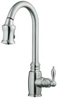 d454557ss danze opulence series kitchen faucet