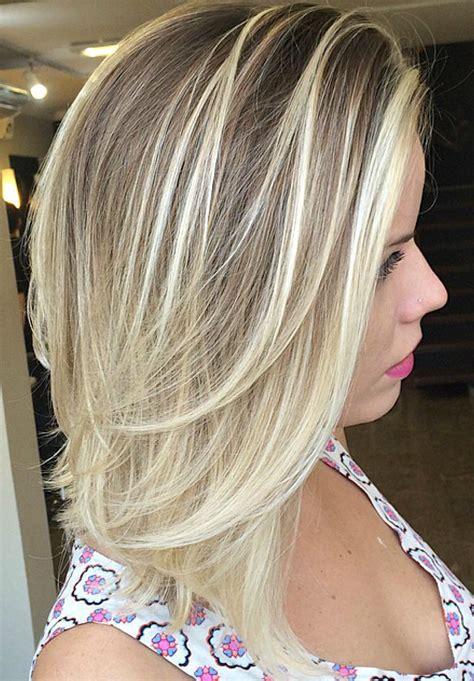 layered hairstyles  women     year