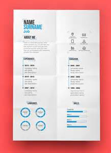 professional resume cv template psd 15 free modern cv resume templates psd freebies graphic design junction