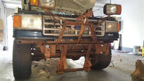 plow     ford bronco   ford