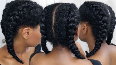 Easy Cornrow Hairstyles For by How To Cornrow Braid For Beginners Braids Hair