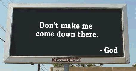 Funny Billboard Sayings billboard god sayings messages  god  funny 456 x 238 · animatedgif